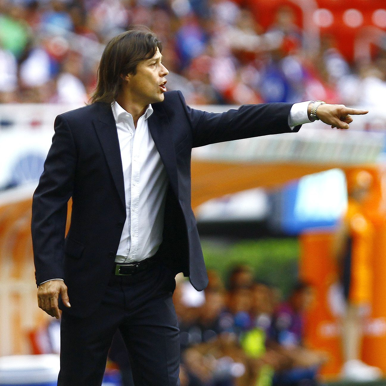 The Matias Almeyda era at Chivas got off to a winning start on Sunday against Queretaro.