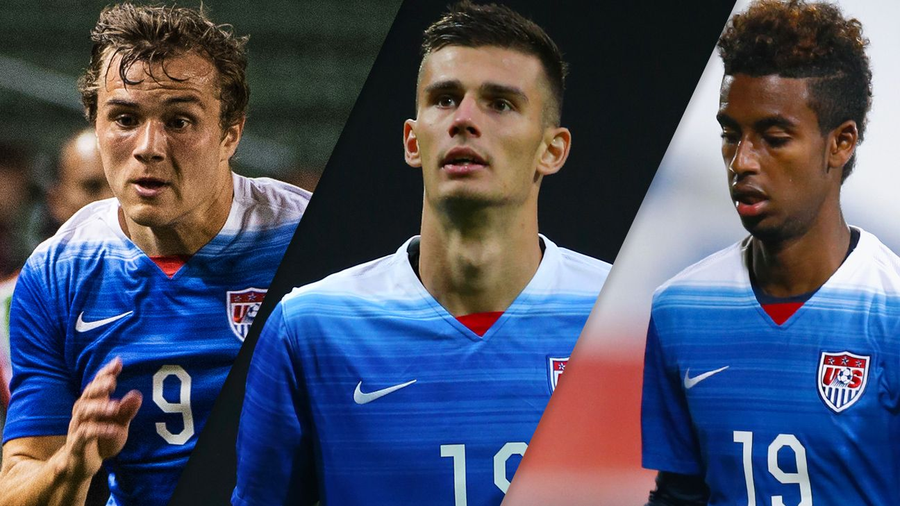 Jordan Morris, Matt Miazga and Gedion Zelalem all appear to have a very bright future with the U.S. national team.