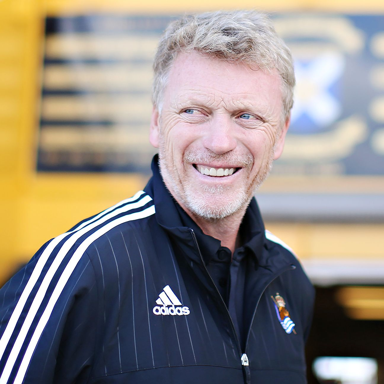 David Moyes guided Real Sociedad to their first win of the season at Granada.