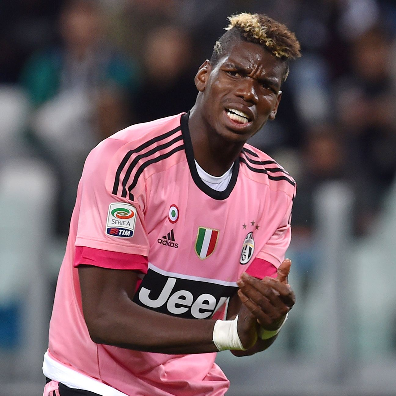 Paul Pogba and Juventus have failed to score in their last two matches.