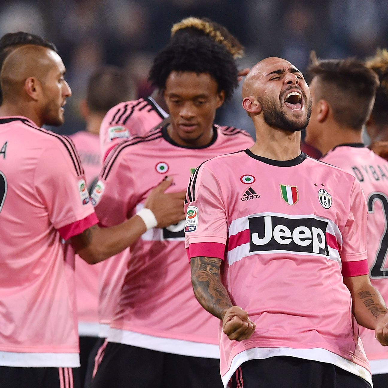 Juventus' young attacking players like Simone Zaza are full of potential, but their lack of experience has been a detriment this season.