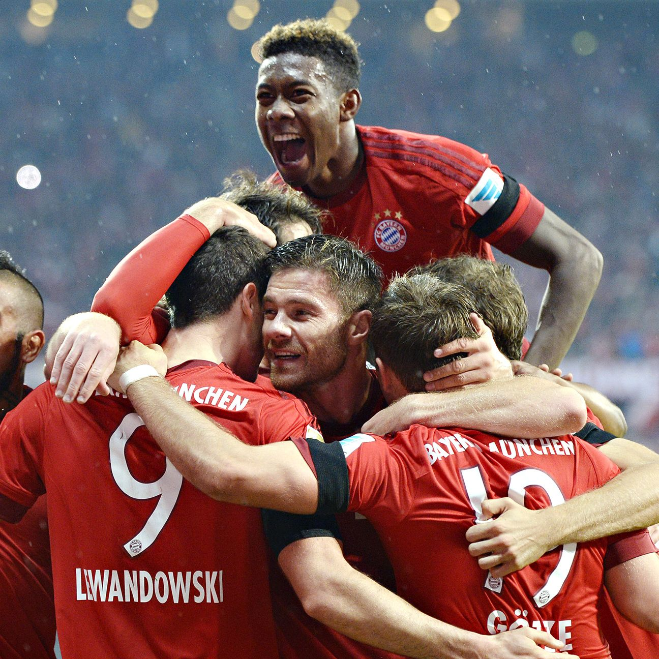 Bayern Munich have yet to drop any points thus far in Bundesliga action this season.
