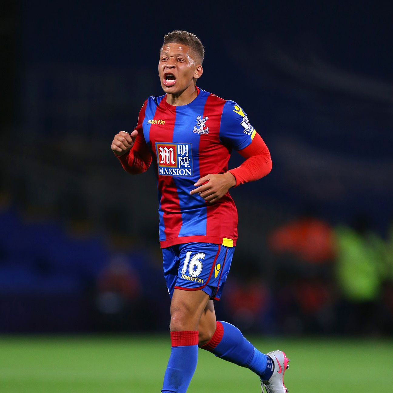Dwight Gayle and the Crystal Palace strike force have yet to register a Premier League goal this season.