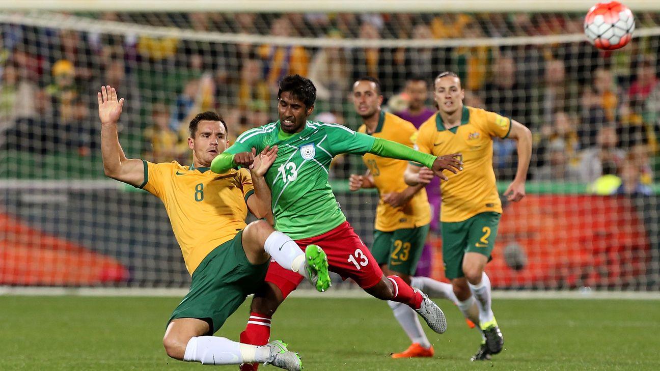 Bangladesh a sleeping giant in world football - ESPN FC