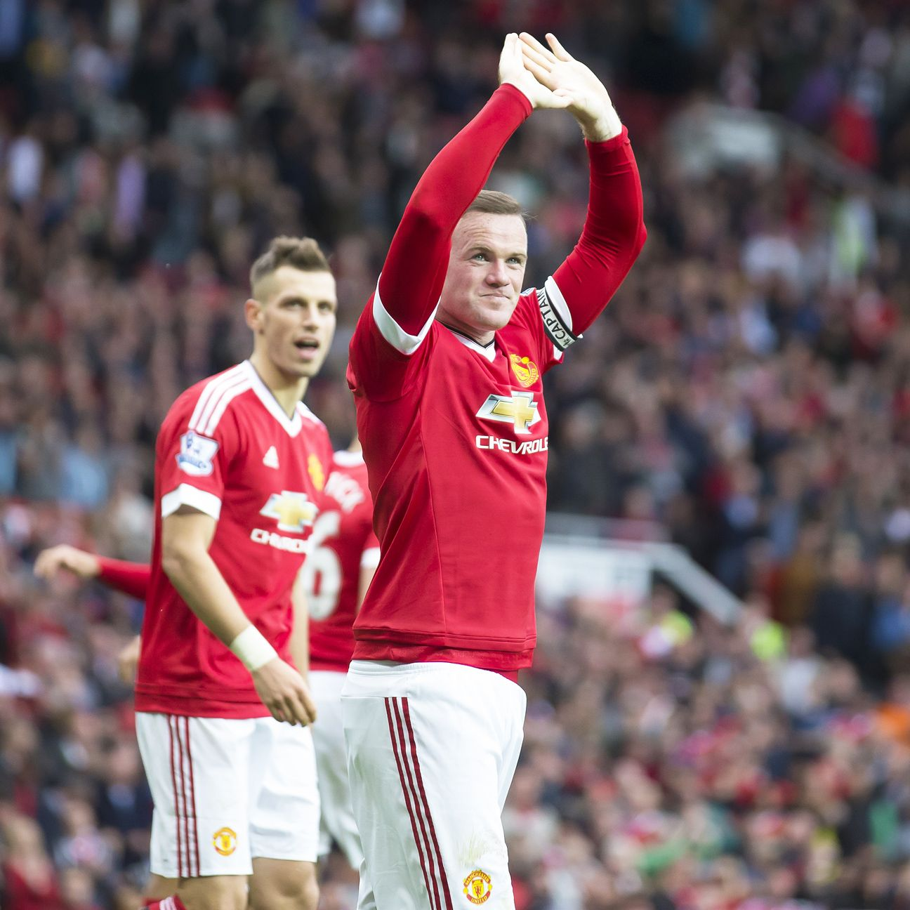 Wayne Rooney's return to the score sheet is a good sign for Manchester United.