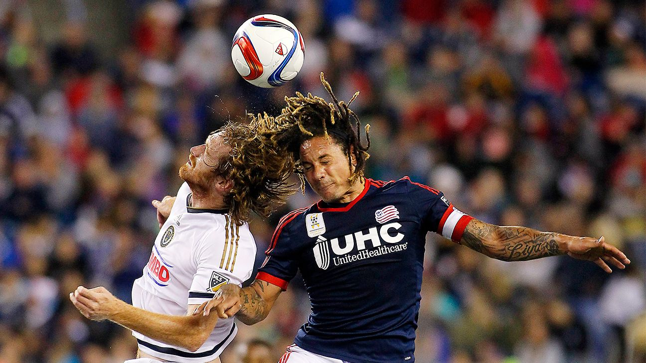 One goal wasn't enough for Jermaine Jones and the Revs, as the Union managed a 1-1 draw in Foxborough.