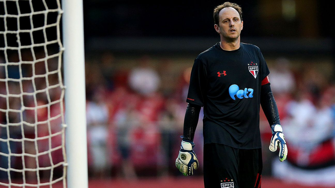 Sao Paulo sack coach Rogerio Ceni after six months in charge ESPN FC