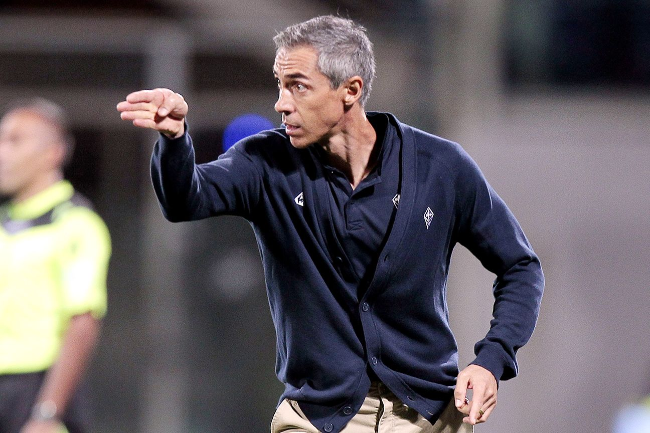 Maligned by fans at the start of the season, new Fiorentina boss Paulo Sousa has the club sitting atop Serie A.