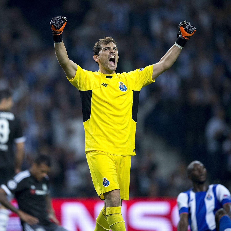 Kaka urges Iker Casillas join Major League Soccer from Porto - ESPN FC