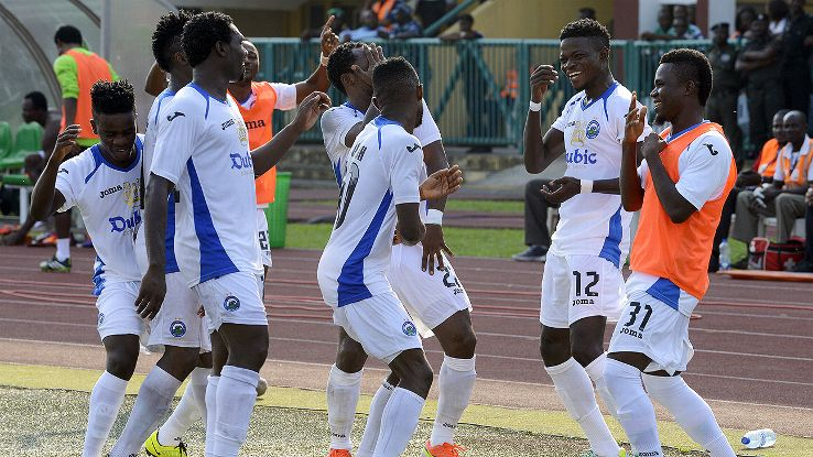 Enyimba are closing in on their first Nigerian Premier League title since 2010.