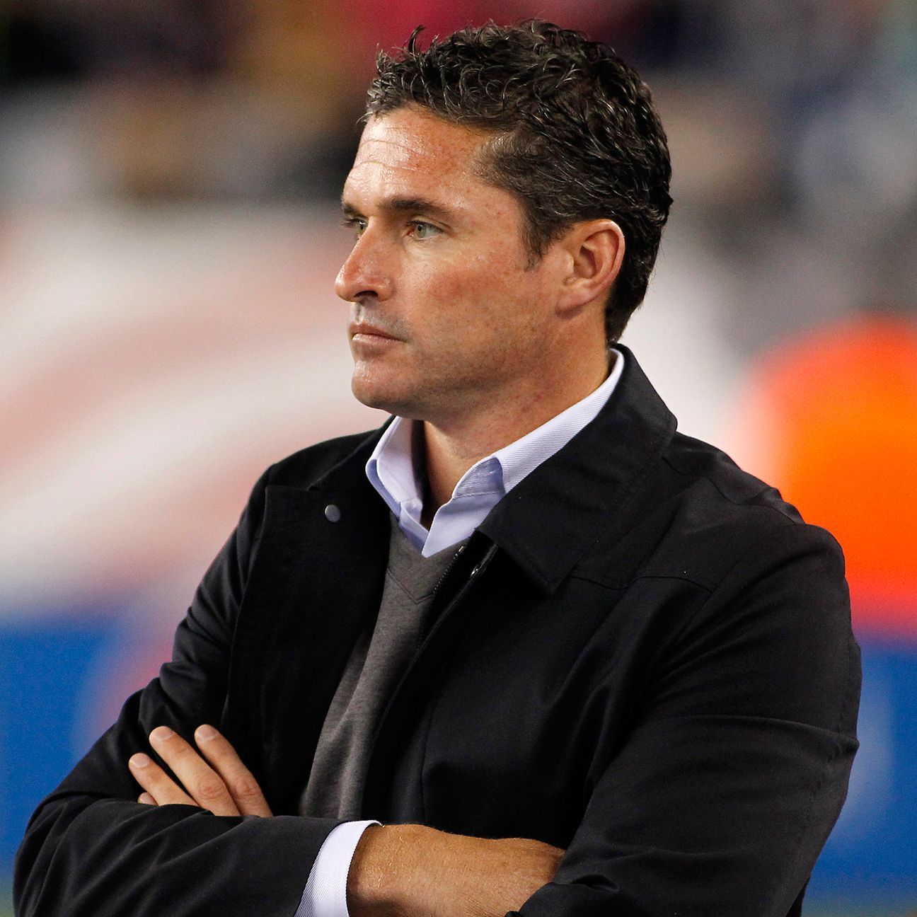 Jay Heaps likes what he has seen from his team lately but knows the Revs need to tighten things up in some areas.