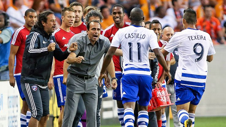 Thanks to Oscar Pareja's keen eye for talent like Fabian Castillo and David Texeira, FC Dallas is an MLS Cup contender.