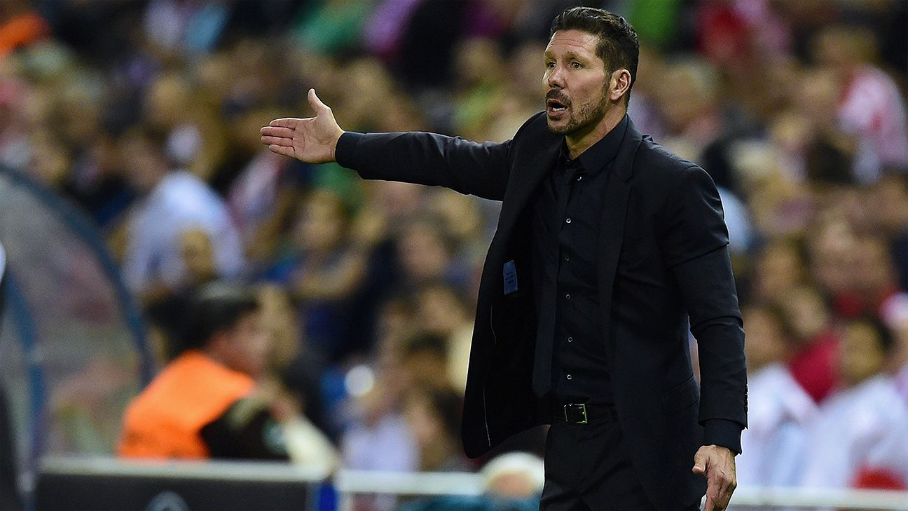 Atletico boss Diego Simeone made the right moves in the second half against Real.
