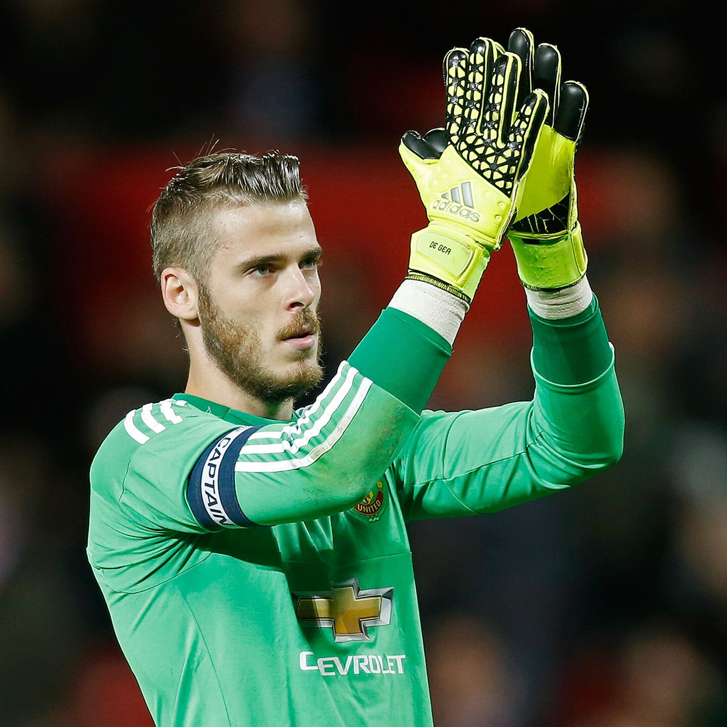 Liverpool Barcelona V S Man Unt Real Madrid: David De Gea Happy Man United Real Madrid Still Want