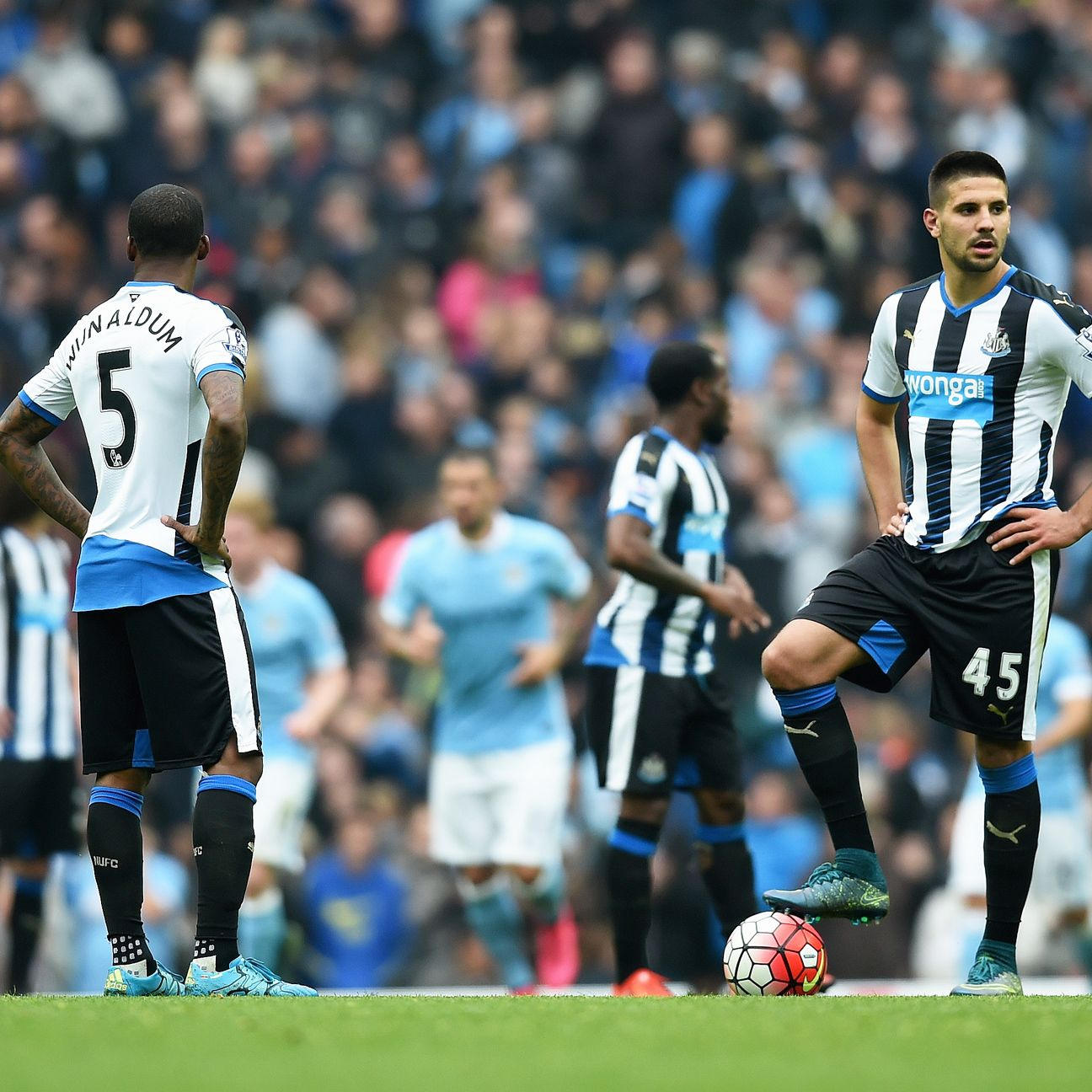 With each winless week, the angst grows at Newcastle.