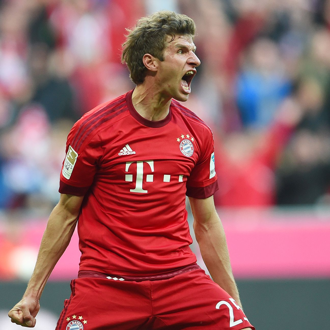 Thomas Muller and Bayern Munich continue to wreak havoc on the Bundesliga after crushing Dortmund 5-1 on Sunday.