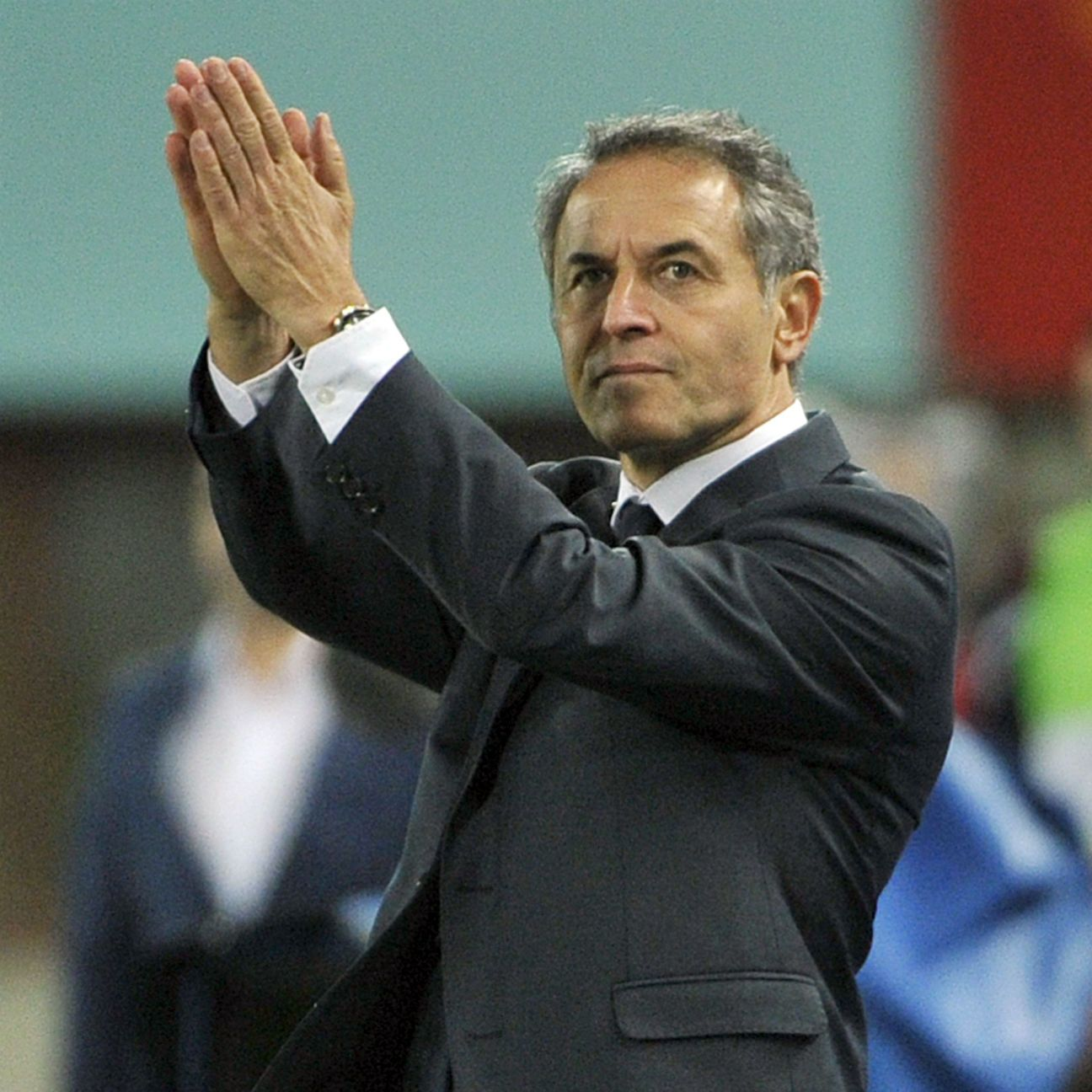 Marcel Koller has Austria leading the pack in UEFA Euro 2016 qualifying Group G.