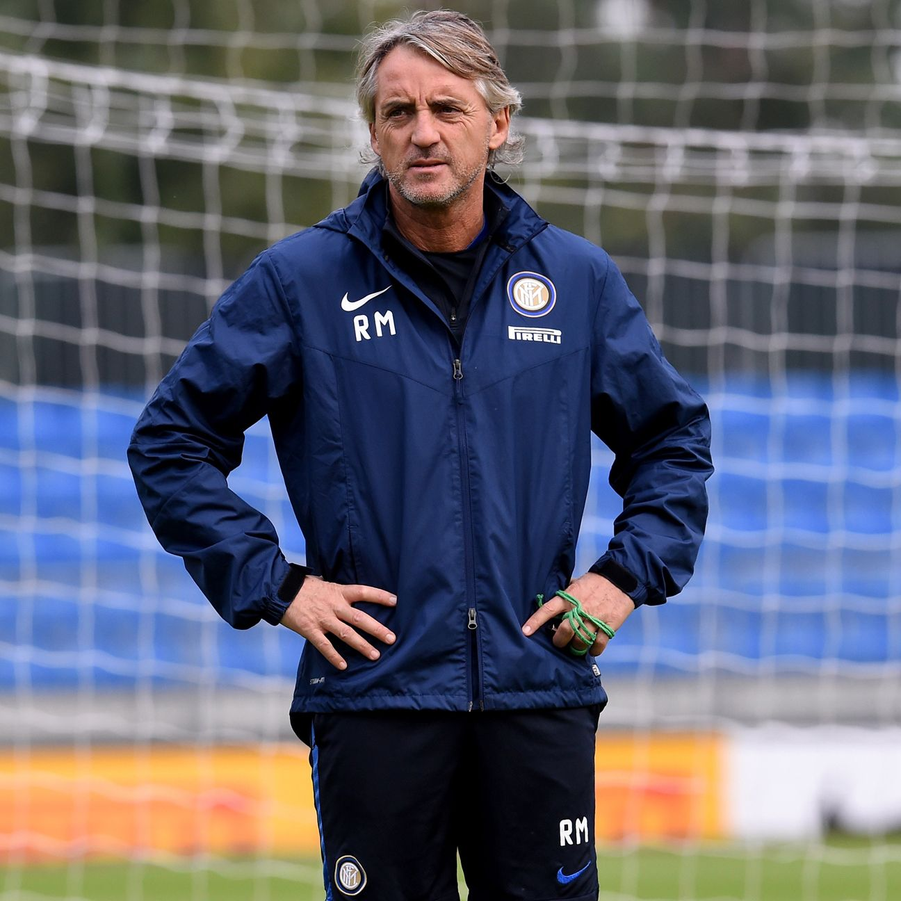 Roberto Mancini's Inter face a title-tilting clash on Monday versus Napoli.