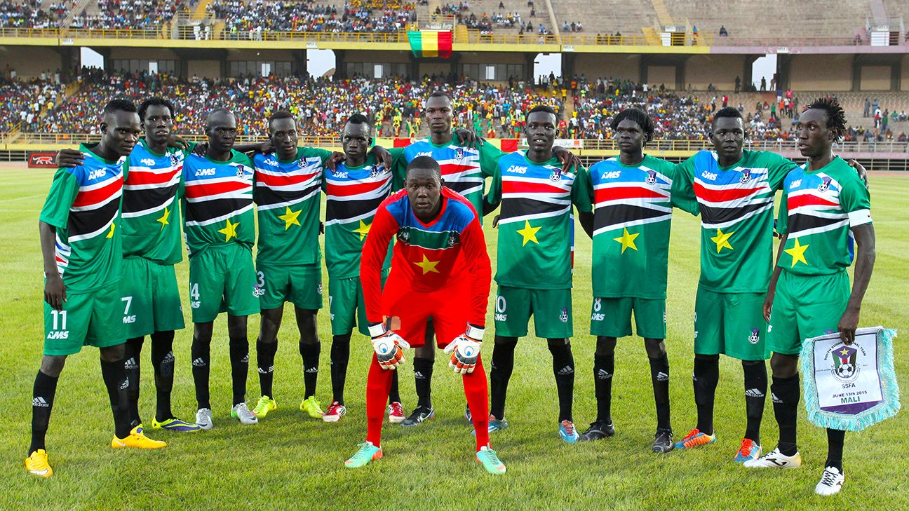 For South Sudan, their World Cup qualifiers are far more than just a football match.