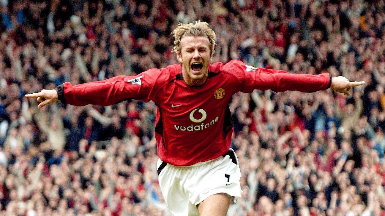 David Beckham's Manchester United career should have ended differently