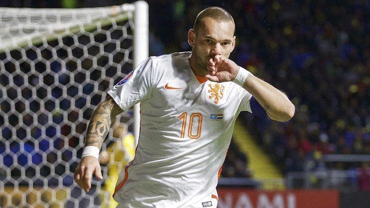 Image result for wesley sneijder