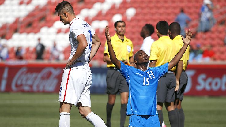 After breezing through the group stage, the United States were left reeling after a deserved semifinal defeat to Honduras.