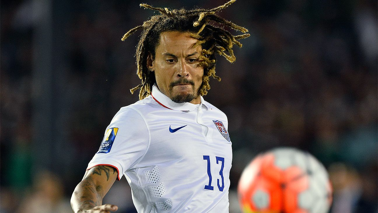 Revs coach Jay Heaps was glad to see Jermaine Jones get called up to play in the United States' CONCACAF Cup match Saturday.