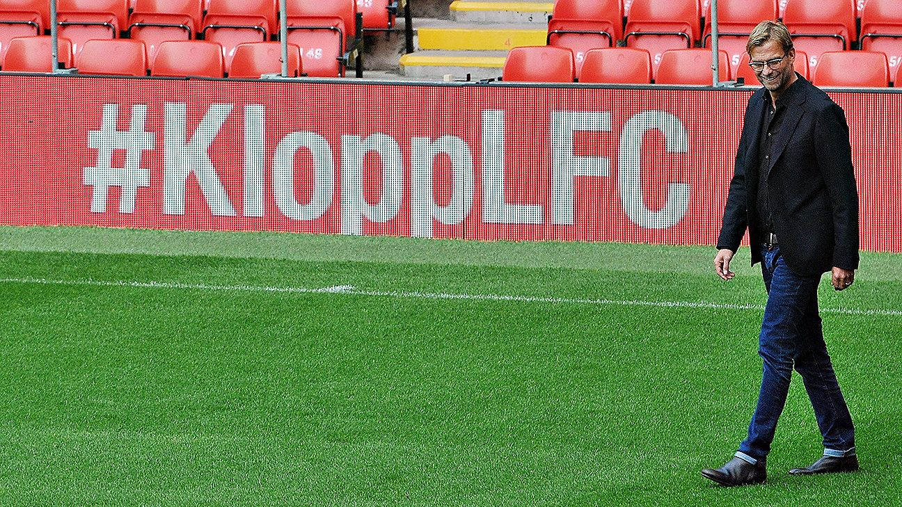 Can Jurgen Klopp guide Liverpool into the Premier League top four?