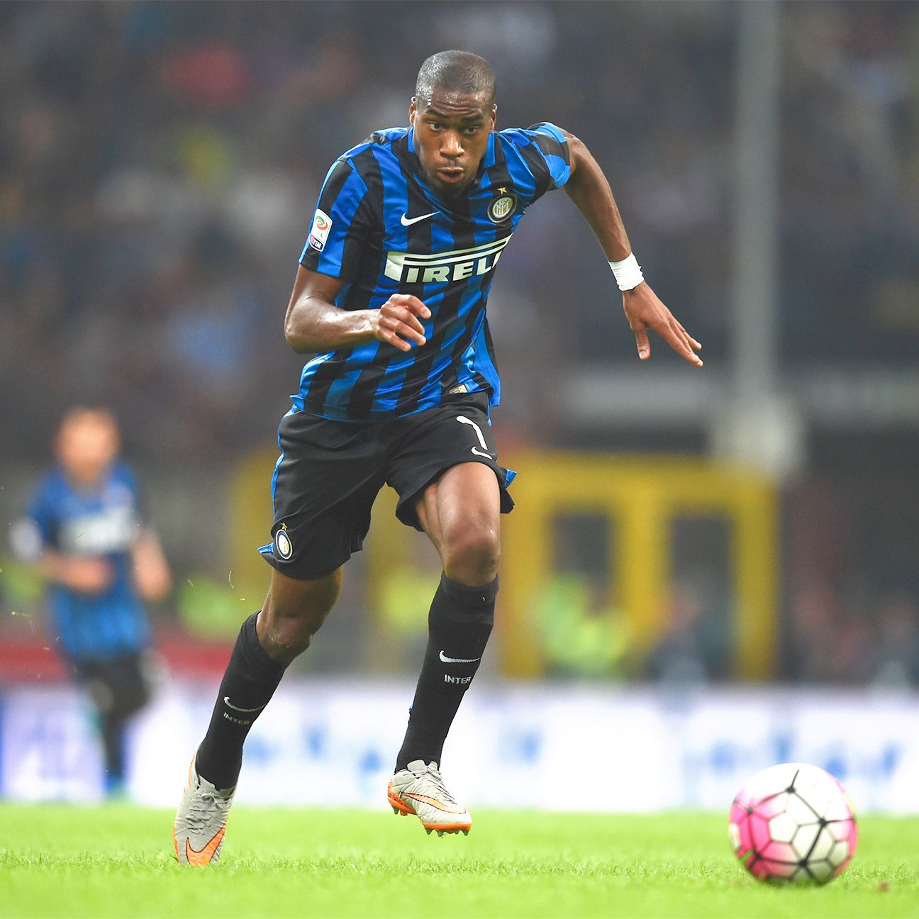 Inter will need a big performance from Geoffrey Kondogbia against Juventus on Sunday.