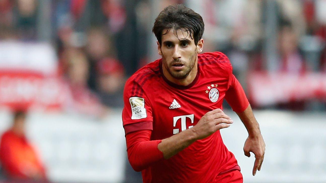 Javi Martinez of Bayern Munich says injury not serious ESPN FC