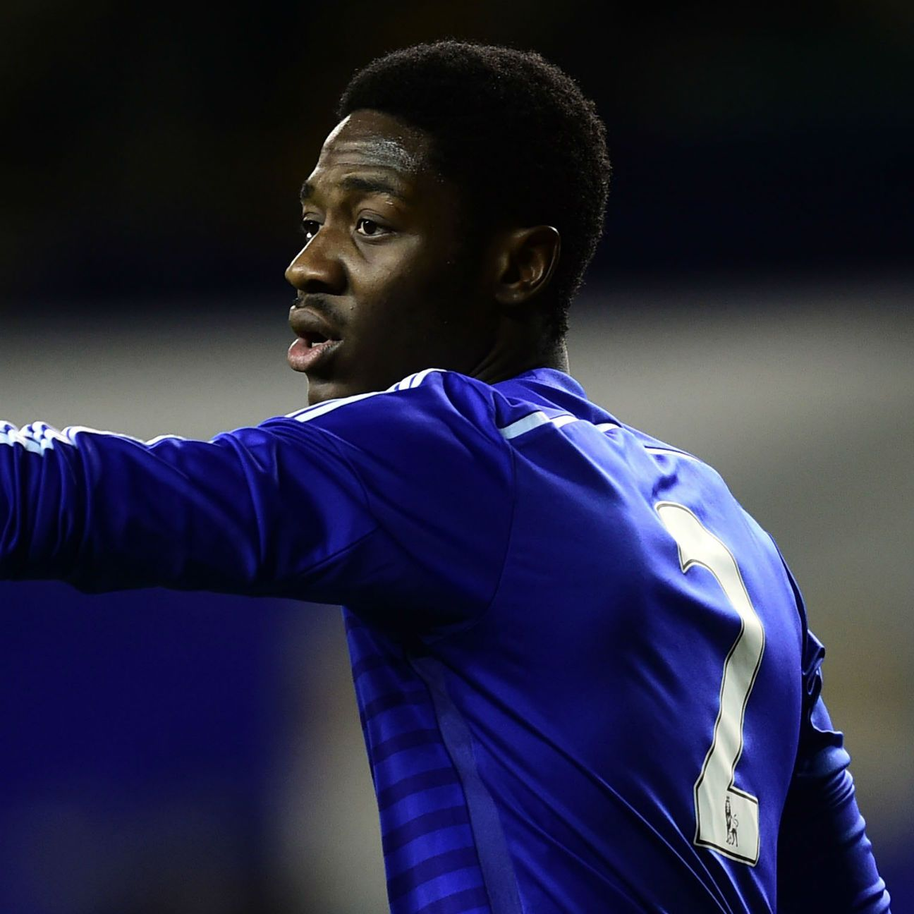 Ola Aina has played only three games for Chelsea