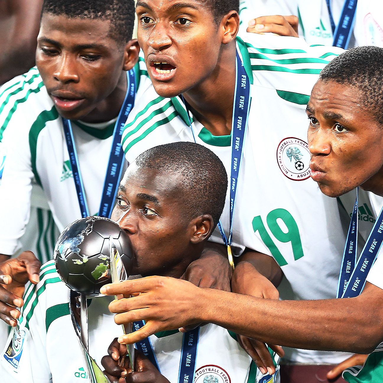 The Nigeria under-17s will be looking to claim yet another Under-17 World Cup in Chile.