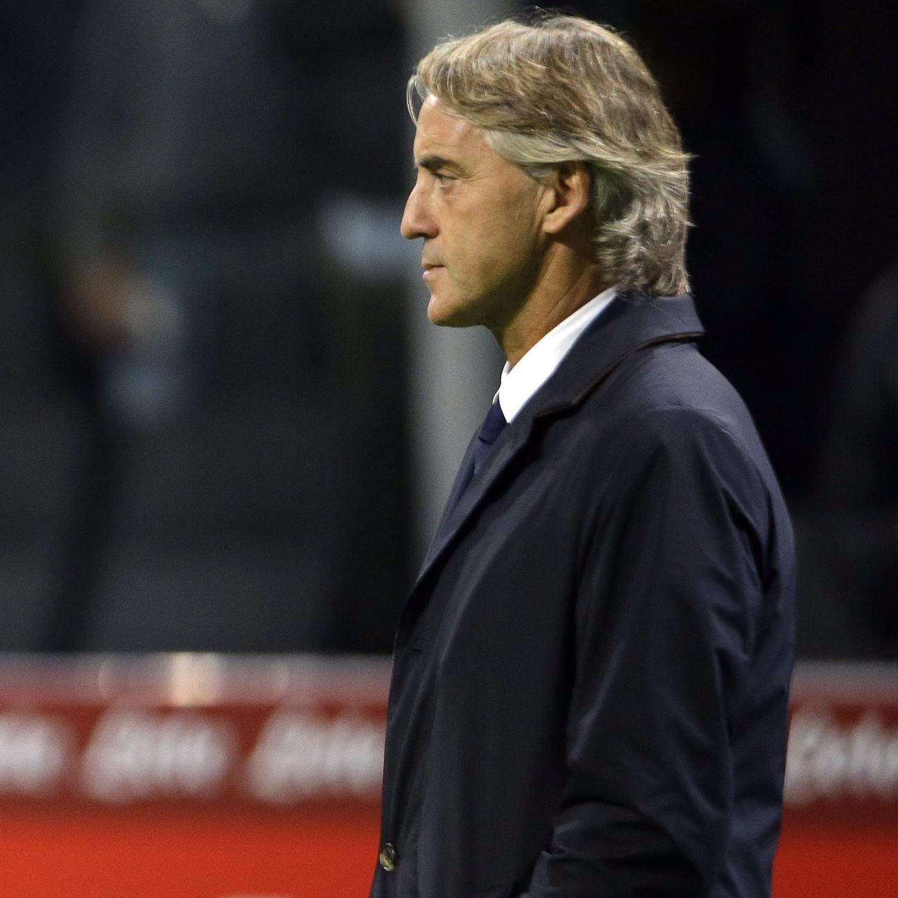 Inter Milan boss Roberto Mancini has been unafraid to shuffle his lineups this season.