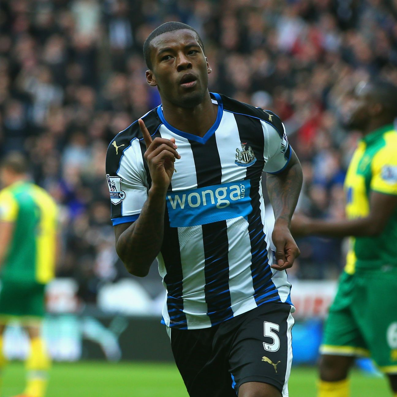 An early goal would do wonders to help Georginio Wijnaldum and Newcastle on Wednesday vs. Stoke.