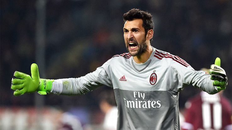 After losing his starting spot to 16-year-old Gianluigi Donnarumma, AC Milan goalkeeper Diego Lopez could well find a new home at Anfield.