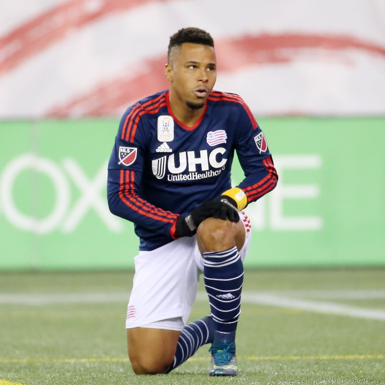 Charlie Davies knows the Revs can't go into the playoffs without a victory in more than a month.
