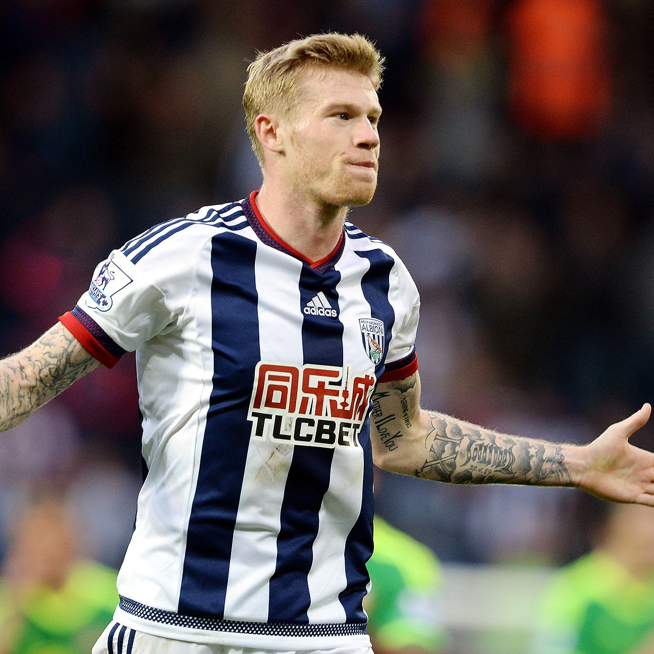 James McClean's work rate will be needed in order for West Brom to get a result on the road at Norwich.