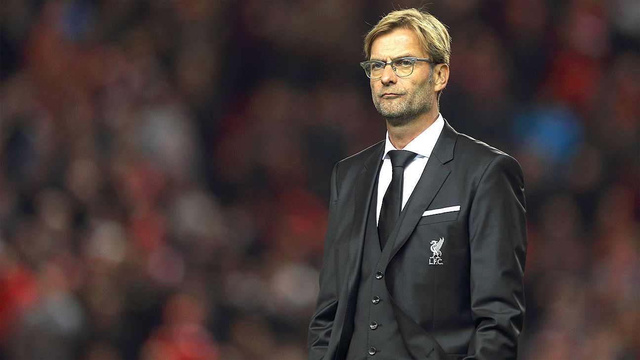 Jurgen Klopp: Brendan Rodgers taught Liverpool players to play