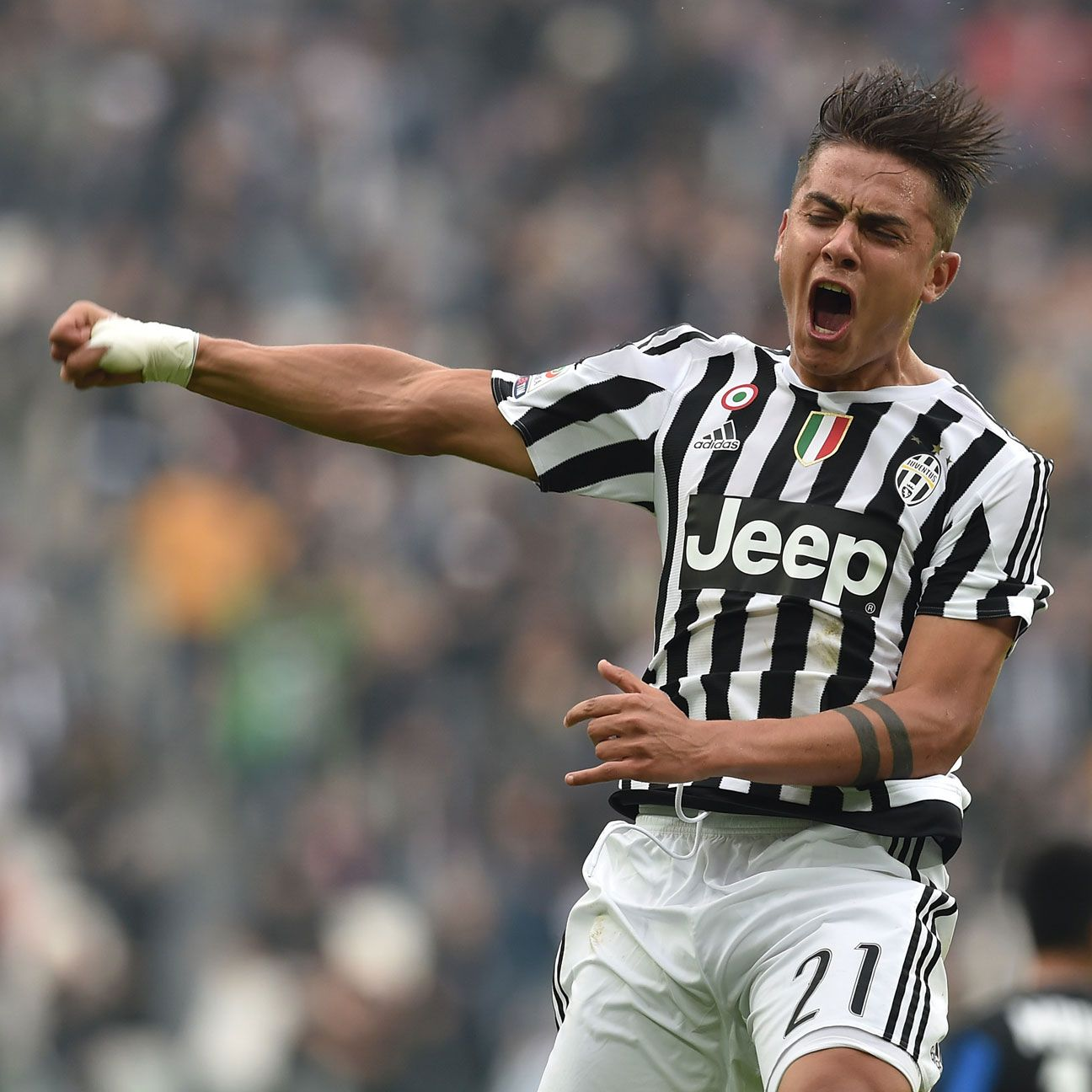 With his strike against Atalanta on Sunday, Paulo Dybala now has four goals this season in Serie A.