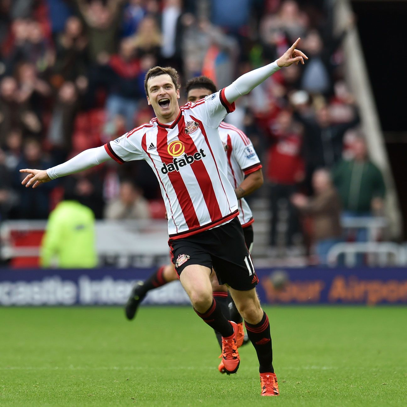 Adam Johnson's penalty conversion triggered yet another Sunderland win over derby rivals Newcastle.