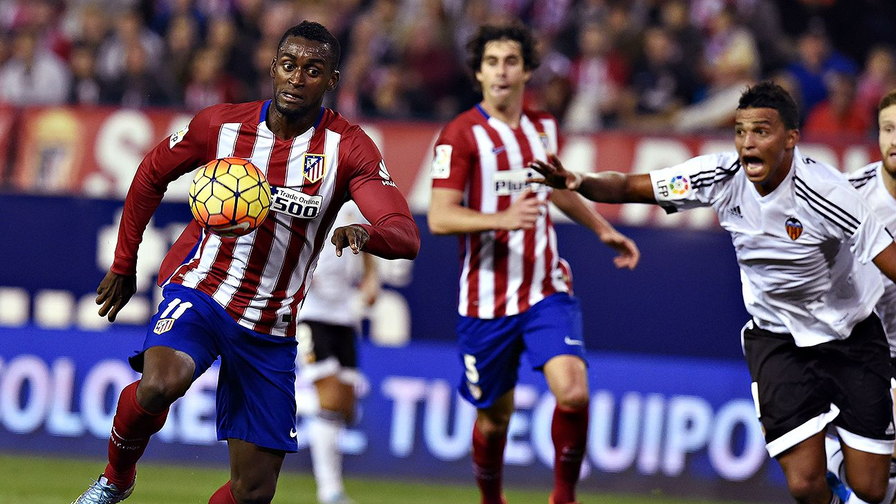 Jackson Martinez has now scored in two straight matches following his goal on Sunday against Valencia.