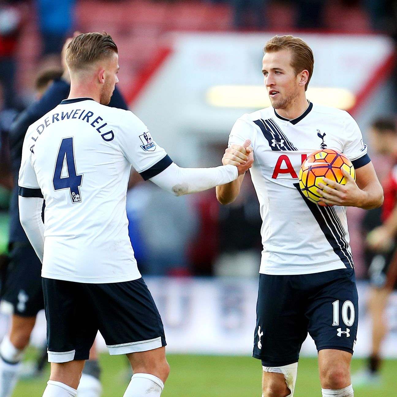 Tottenham's Premier League unbeaten streak stretches back to week one.