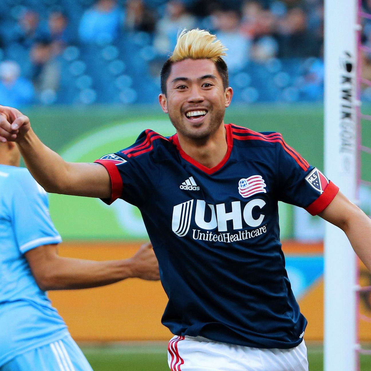 Lee Nguyen said he wasn't ready for the type of physical defense opponents played against him this season.
