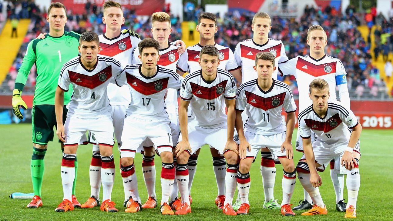 ESPN FC glory - Cup Germany team seeking World U17