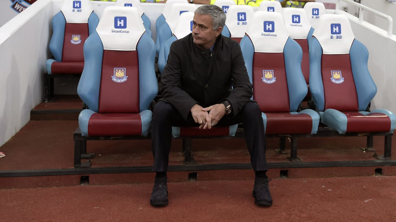 FA charges Chelsea's Jose Mourinho with misconduct in West Ham outburst