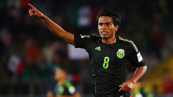 Pachuca product Pablo Lopez has been one of Mexico's best at the Under-17 World Cup in Chile.