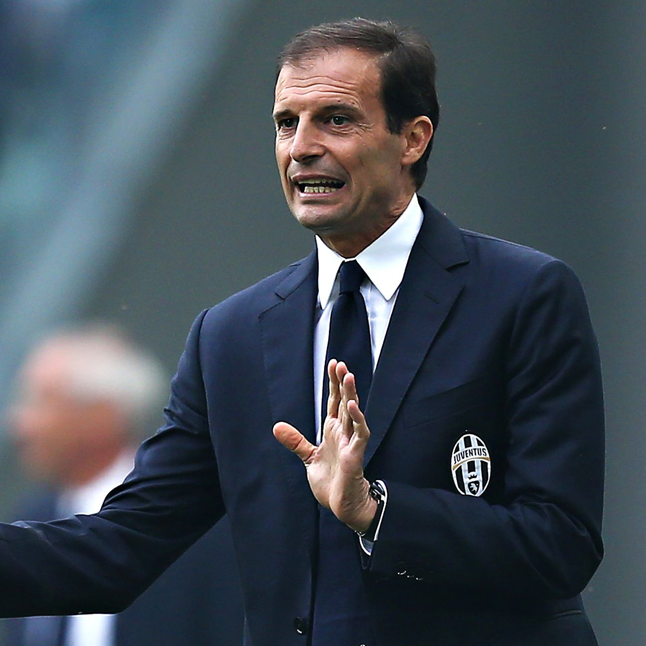 Juventus' deep roster is a luxury for head coach Massimiliano Allegri.