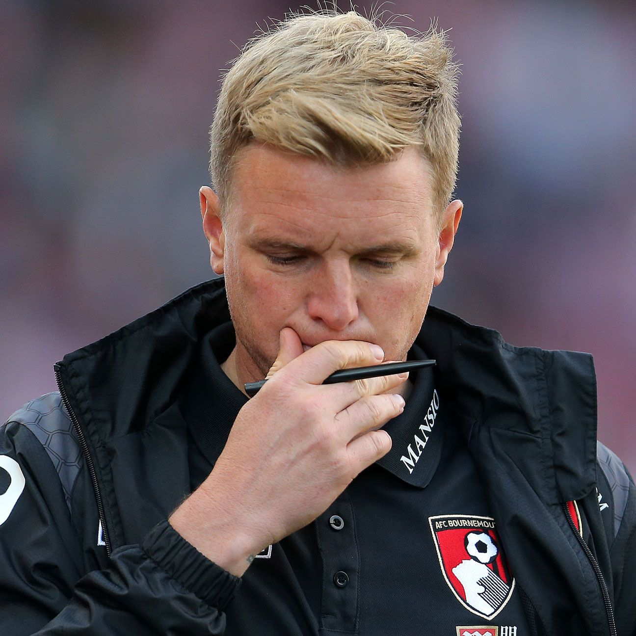 Eddie Howe's Bournemouth currently sit 17th in the Premier League table.