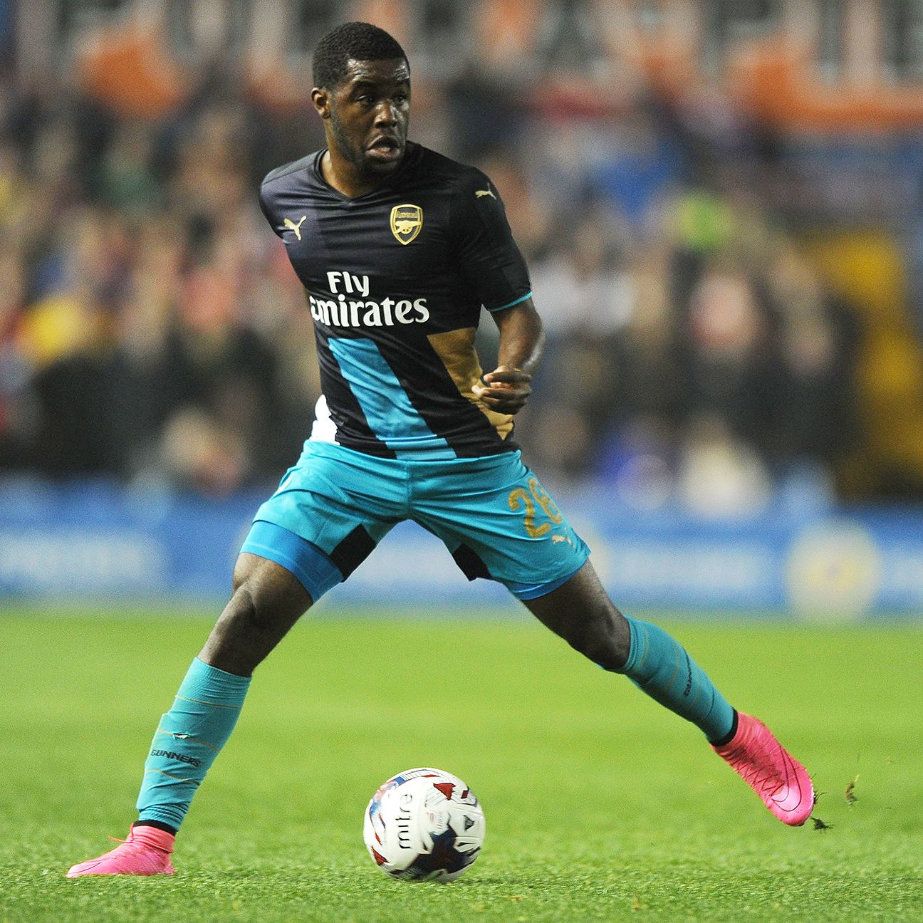 Joel Campbell could make his Premier League debut this season on Saturday against Swansea.
