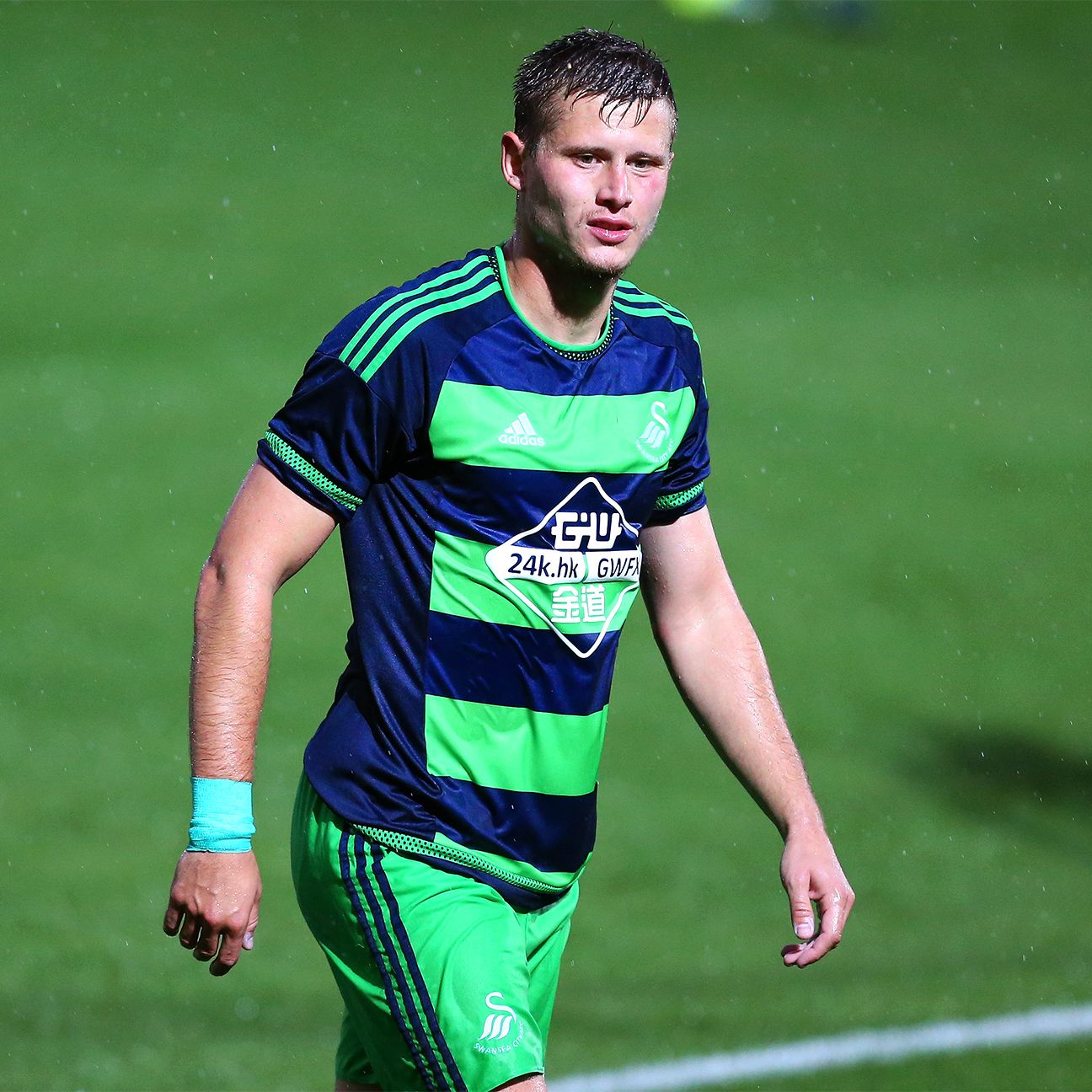 Franck Tabanou has yet to play a Premier League minute with Swansea.